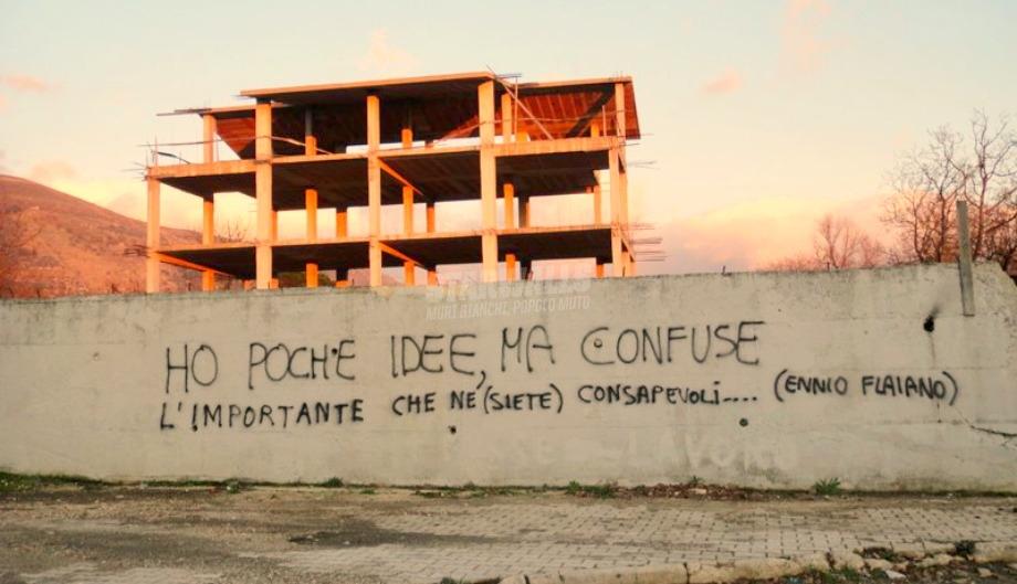 Scritte sui Muri Diario notturno