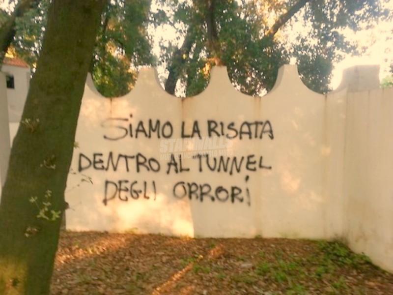 Scritte sui Muri Il sale della terra