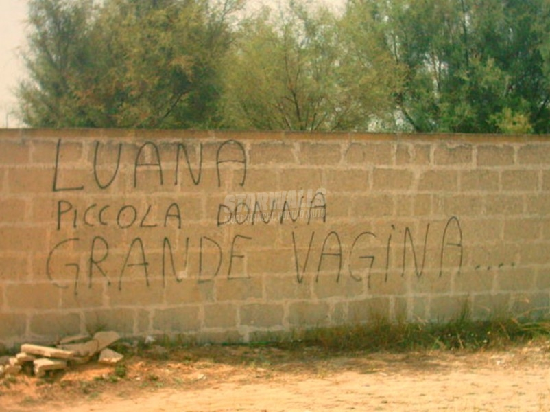Scritte sui Muri Luana