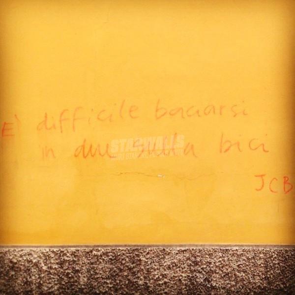 Scritte sui Muri Ma non impossibile