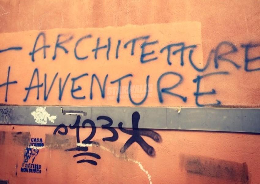 Scritte sui Muri Messaggi urbani