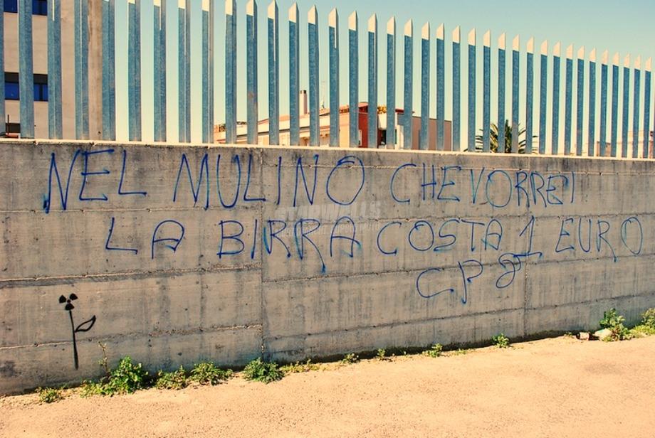 Scritte sui Muri Prezzi modici a Casa Barilla