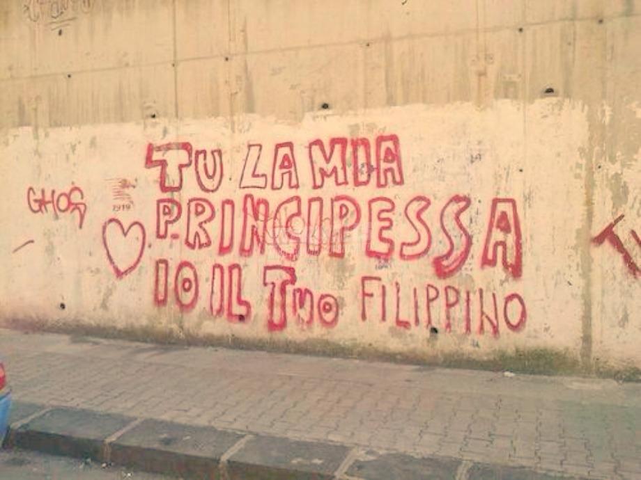 Scritte sui Muri A disposizione