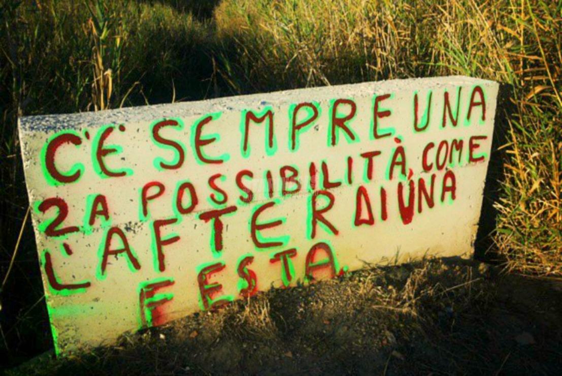 Scritte sui Muri A volte