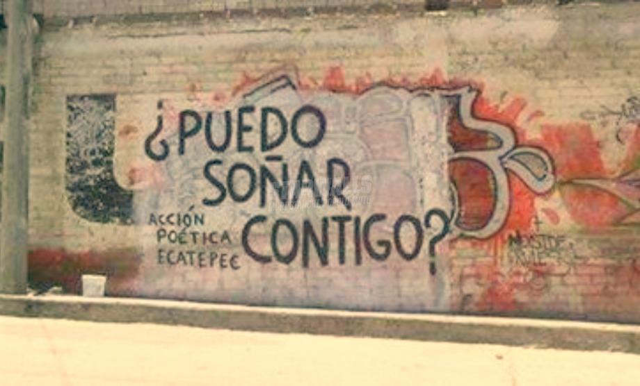 Scritte sui Muri Abrázame