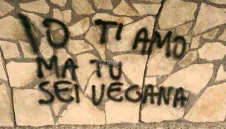 Scritte sui Muri Amore condizionato