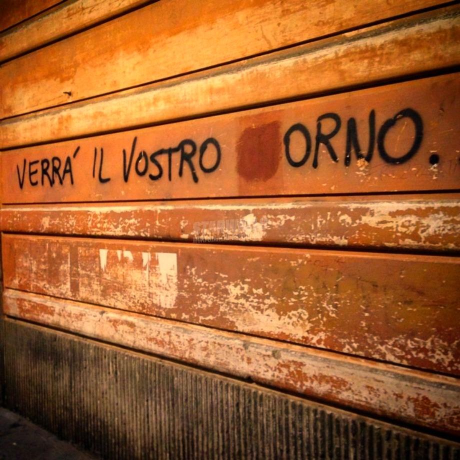 Scritte sui Muri Corno ?