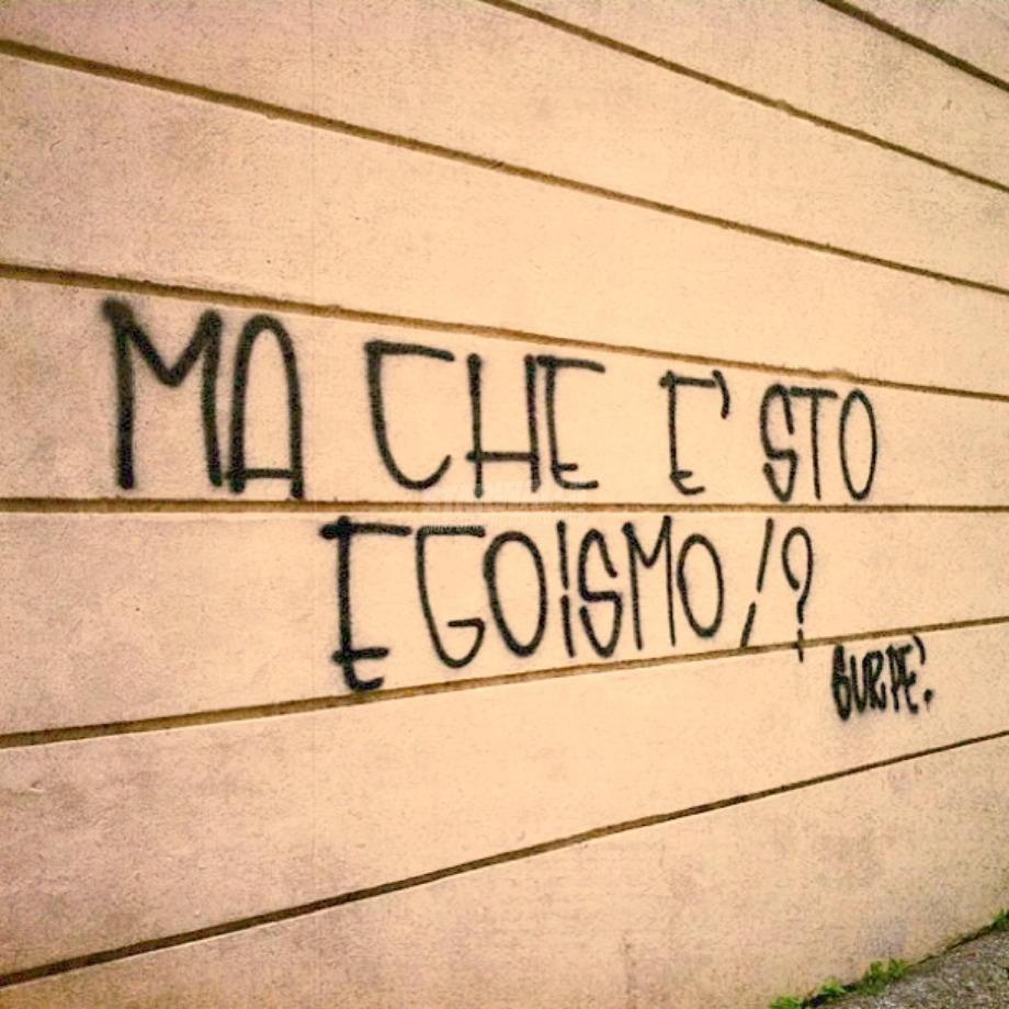 Scritte sui Muri Diciamocelo