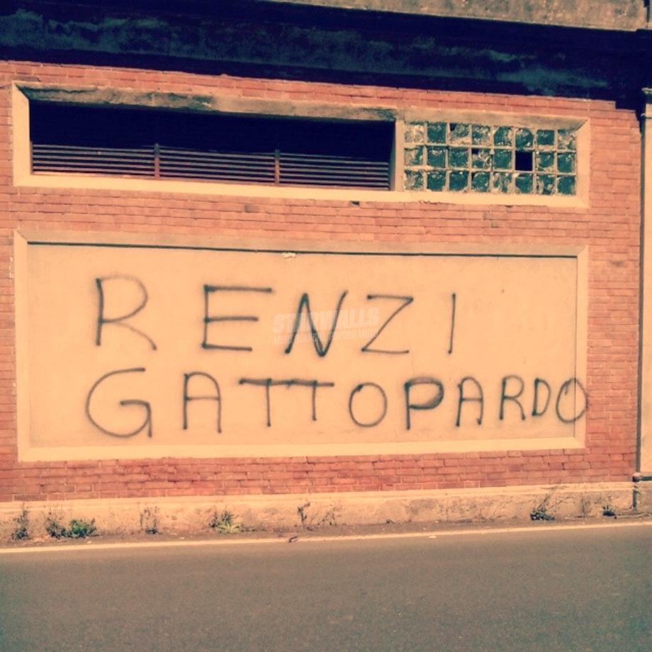 Scritte sui Muri #enricostaisereno