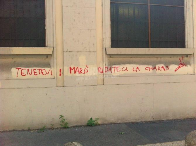 Scritte sui Muri Scambio equo