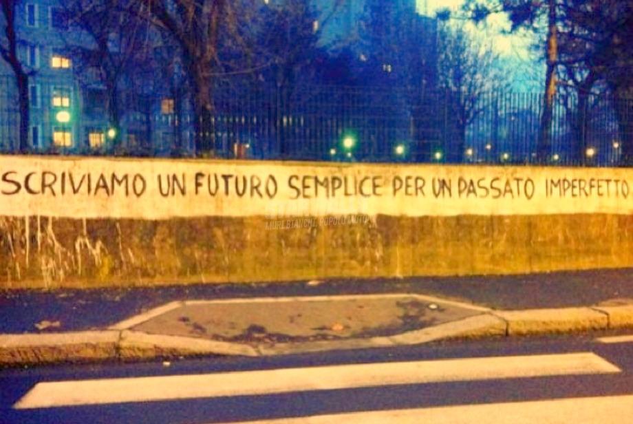 Scritte sui Muri Semplicemente