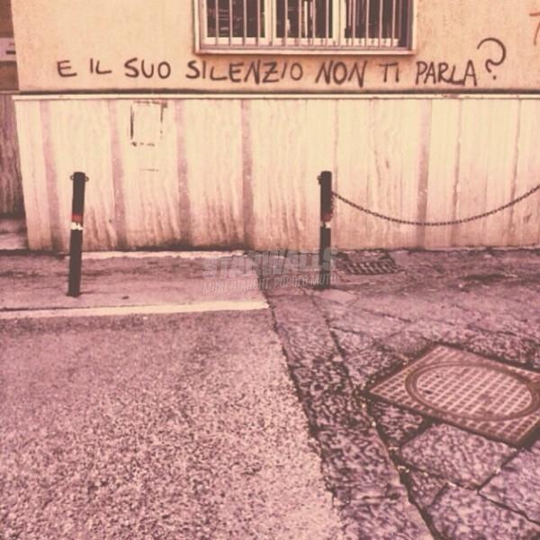Scritte sui Muri Il settimo sigillo