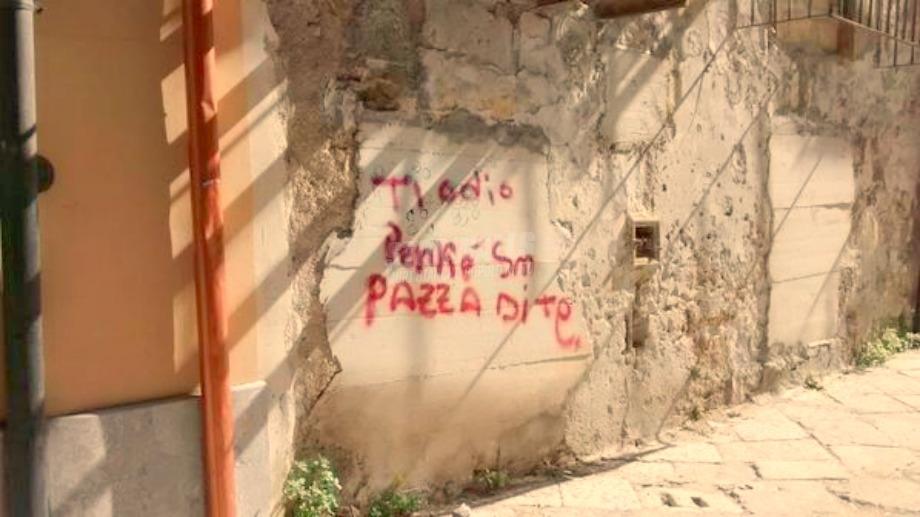 Scritte sui Muri Catullo revisited