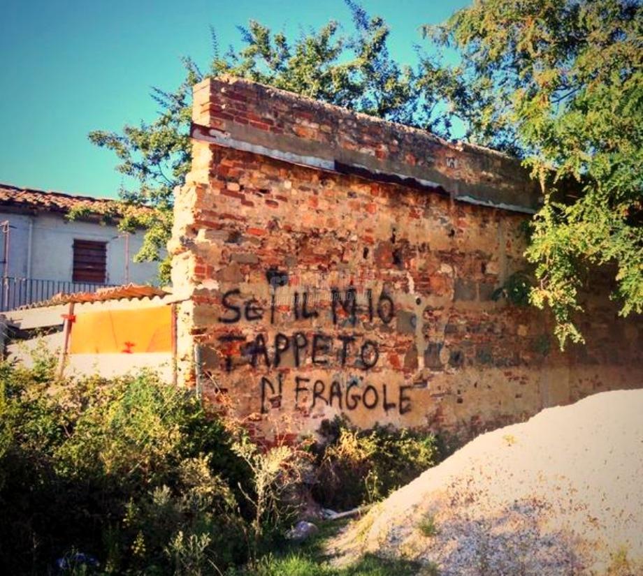Scritte sui Muri Quanto amore sui muri rotti