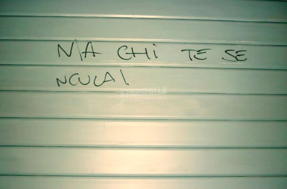 Scritte sui Muri Romanismi
