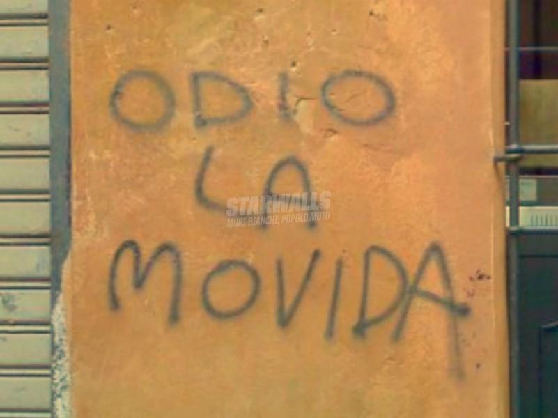 Scritte sui Muri Stop fun