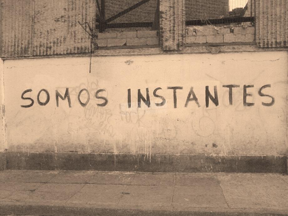 Scritte sui Muri Aquí y ahora