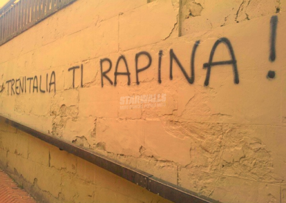 Scritte sui Muri Con supplemento
