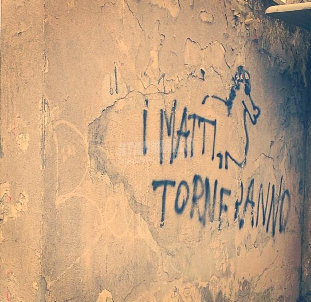 Scritte sui Muri E saranno guai