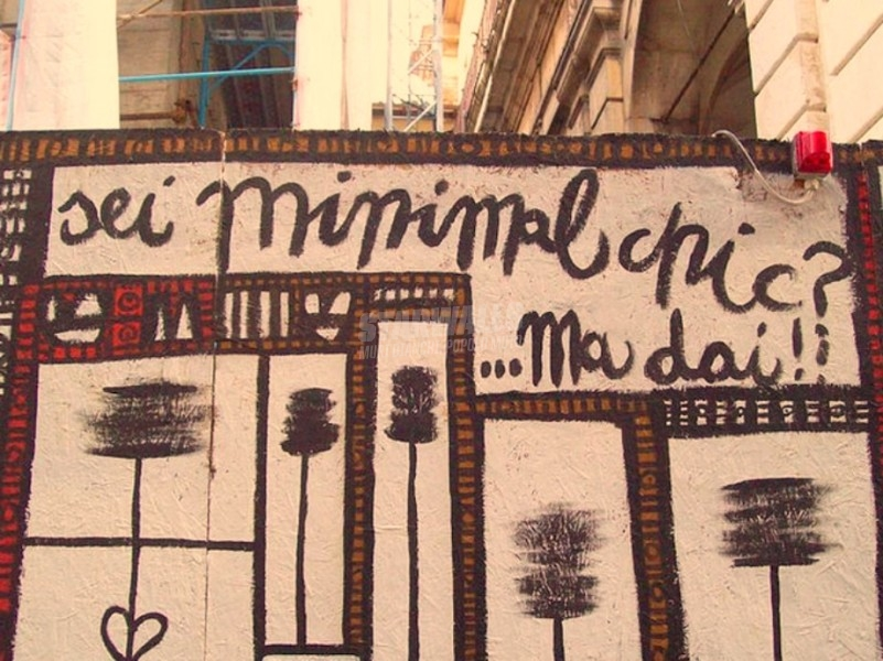 Scritte sui Muri Essenziale