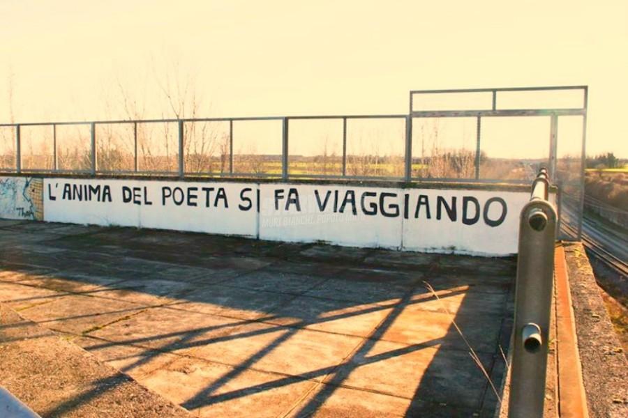 Scritte sui Muri In viaggio