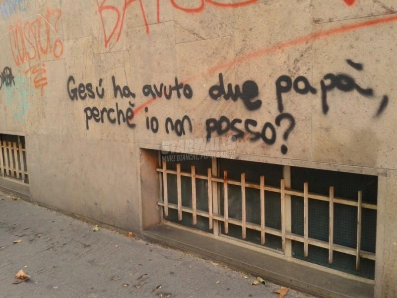 Scritte sui Muri Le cose cambiano