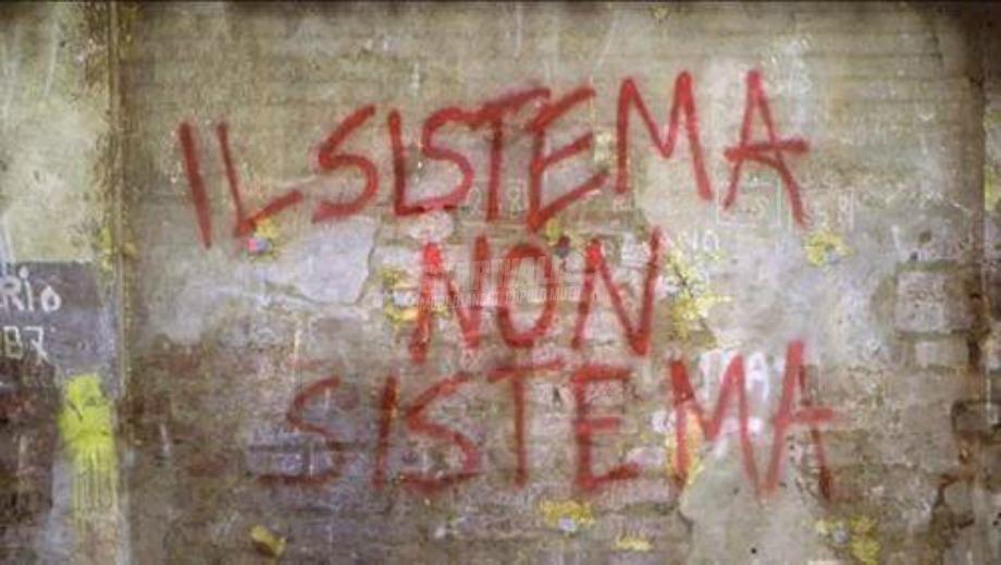 Scritte sui Muri Non funziona