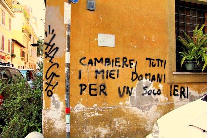 Scritte sui Muri Nostalgico