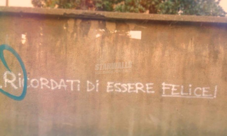 Scritte sui Muri Nota