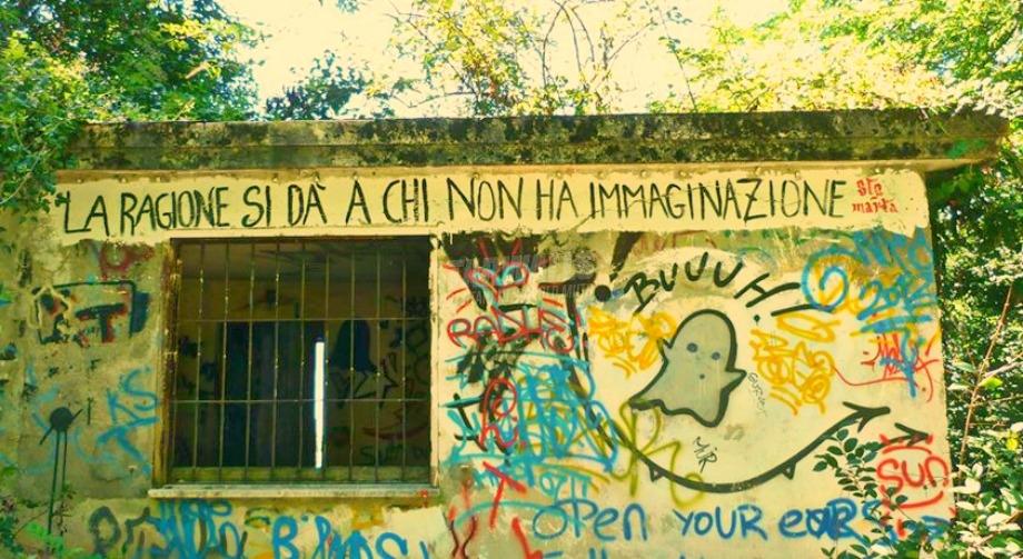 Scritte sui Muri Tutta tua