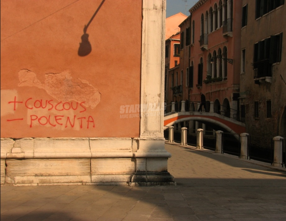 Scritte sui Muri Venezia porta d'Oriente