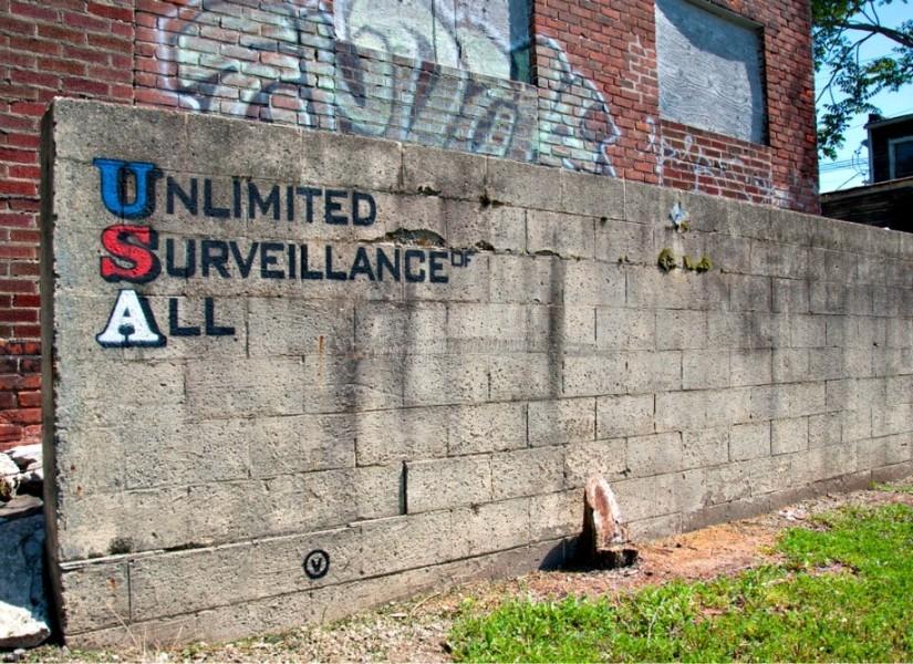 Scritte sui Muri Datagate