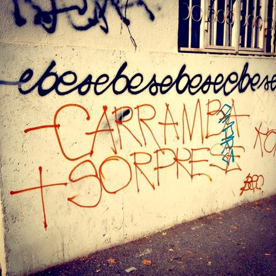 Scritte sui Muri Sorprendiamoci di più