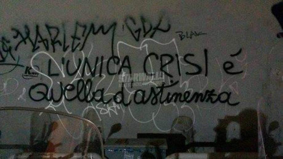 Scritte sui Muri Ineccepibile