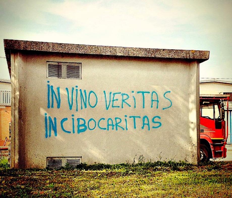 Scritte sui Muri Latinismi