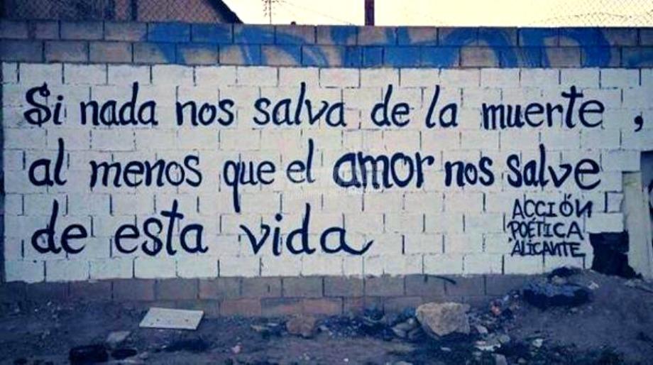 Scritte sui Muri Neruda