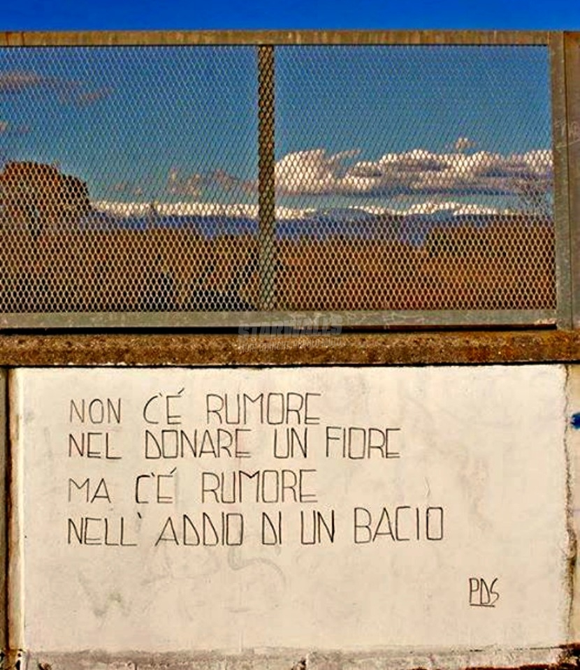 Scritte sui Muri Rumore