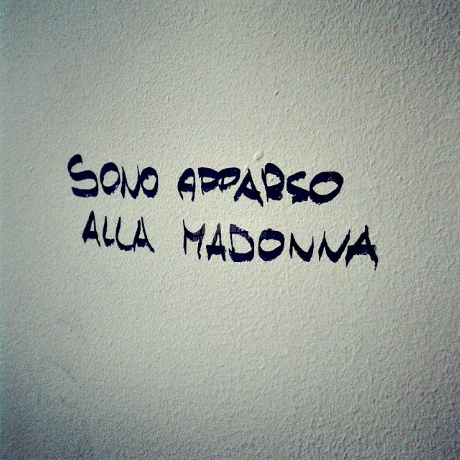 Scritte sui Muri Visione