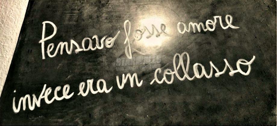 Scritte sui Muri Equivoco