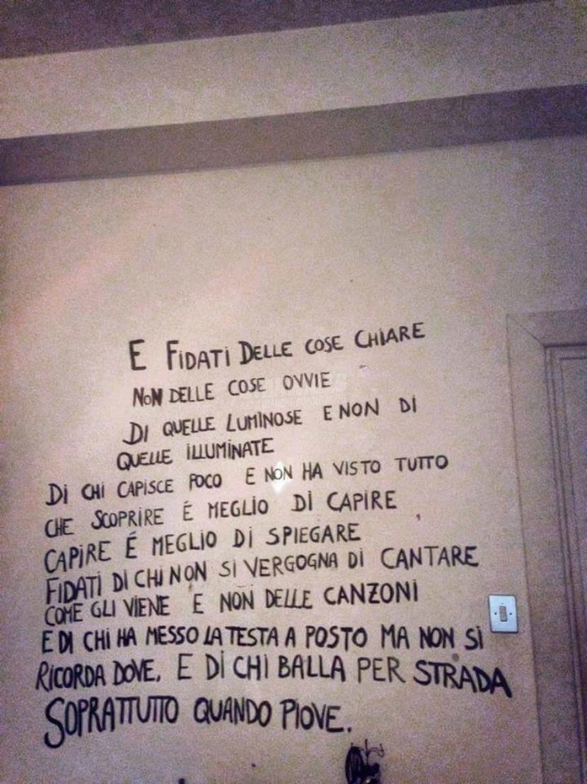 Scritte sui Muri Fidati