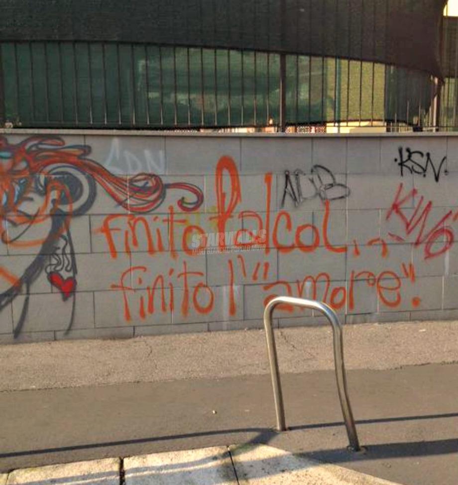 Scritte sui Muri Finito