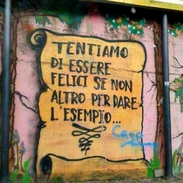 Scritte sui Muri Proviamoci