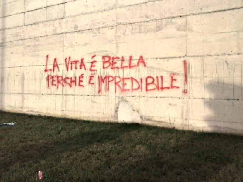 Scritte sui Muri Se lo dici tu