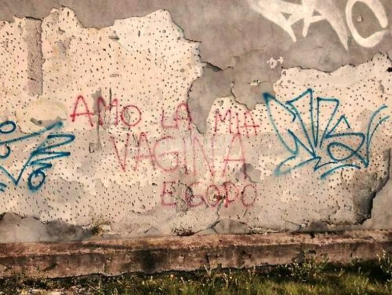 Scritte sui Muri Tanto pe capisse