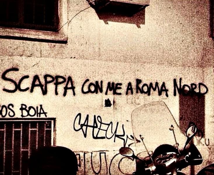 Scritte sui Muri Fuitina?
