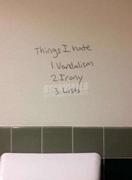 Scritte sui Muri Top 3