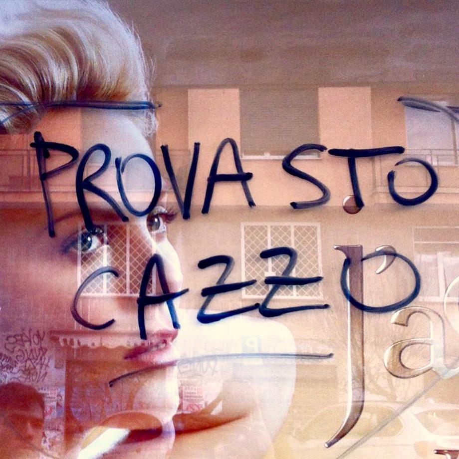 Scritte sui Muri J'adore