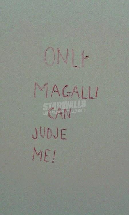 Scritte sui Muri Solo lui