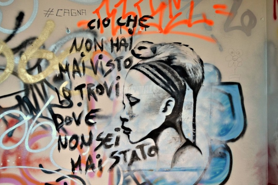 Scritte sui Muri Come sei veramente