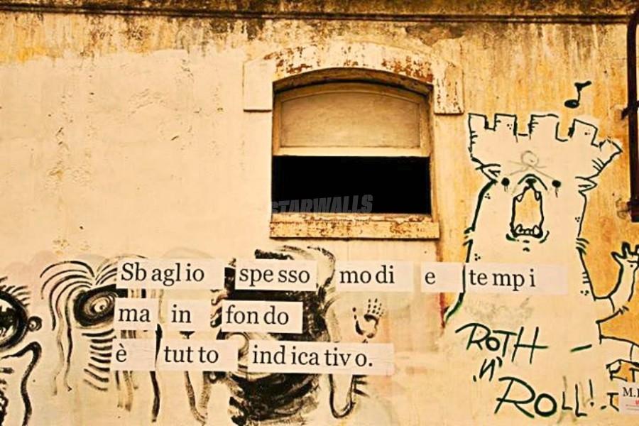 Scritte sui Muri Verba Volant